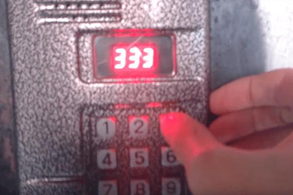 Interkom Metak'a bireysel bir şifreyi kurmak
