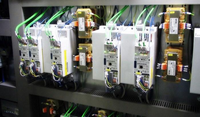Dyrektywa EMC - Wyposażenie szafy elektrycznej