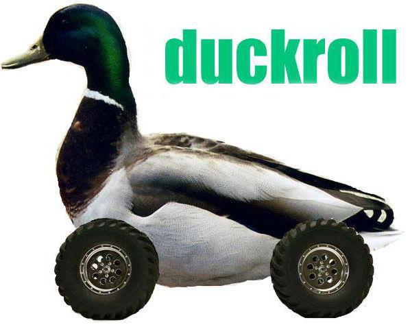duckroll meme