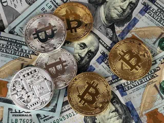 kursy kryptowalut w stosunku do dolara
