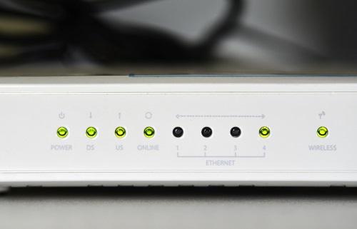 Connexion IPTV via un routeur