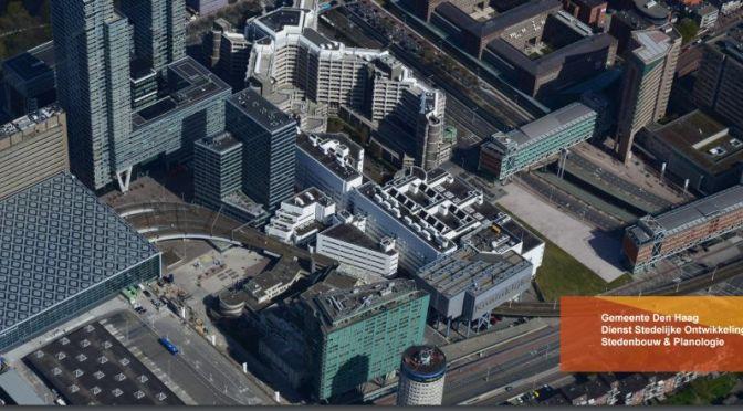 Wijkberaad reageert op de gemeentelijke gebiedsvisie Centraal Station Oost