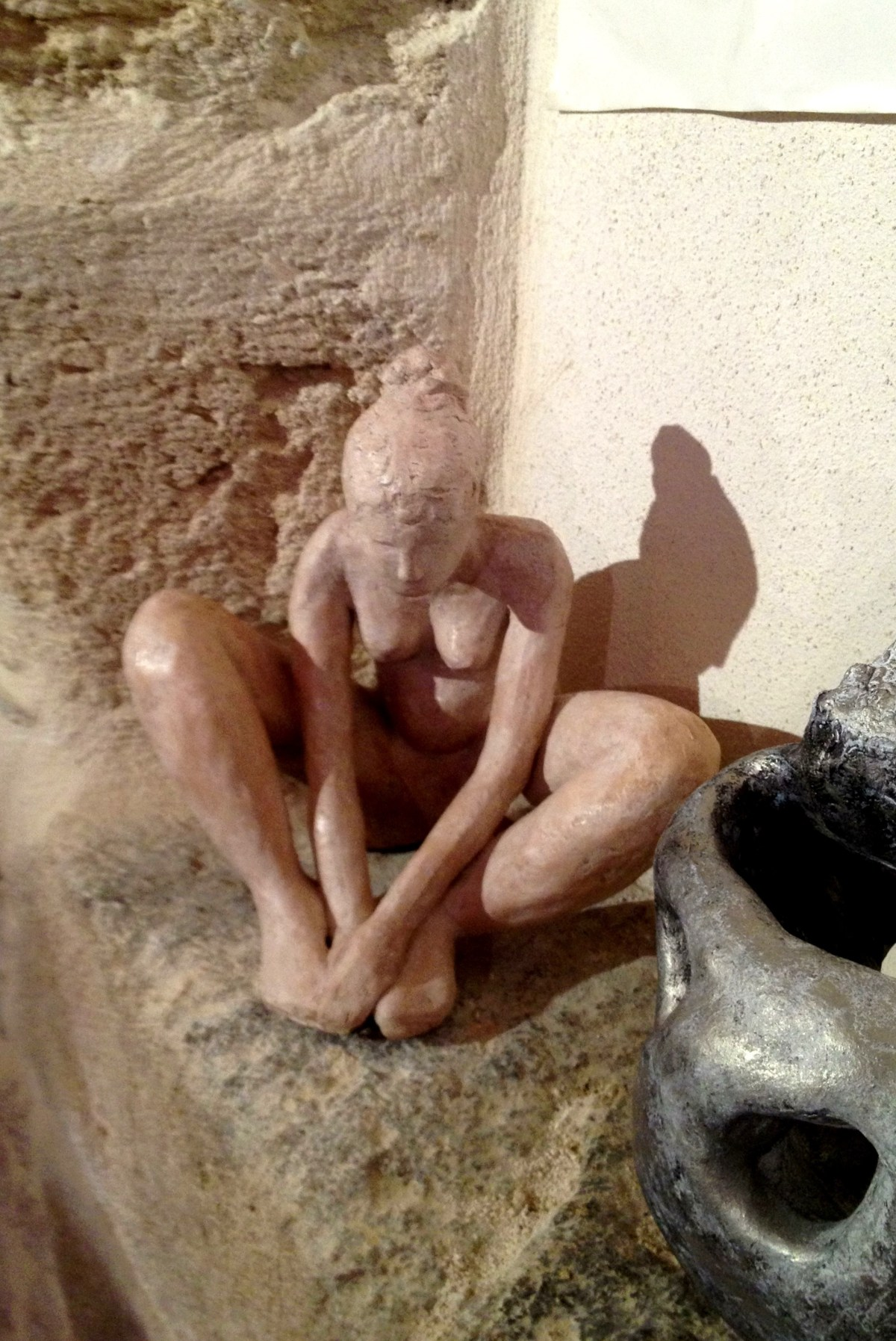 Artists in Uzes, France