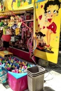 Summer Carnival in Uzes France