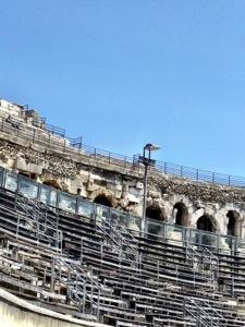Arena in Nimes France