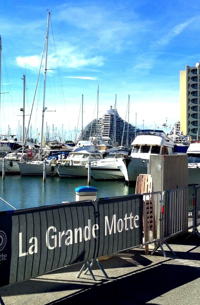 La Grande Motte, France