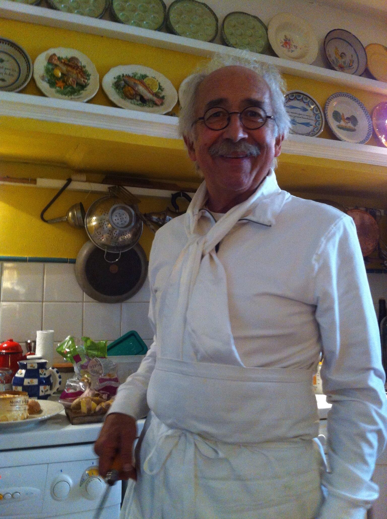 Geoffrey the cook