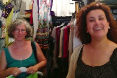 Shopkeeper in Uzes