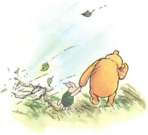 Winnie and the wind