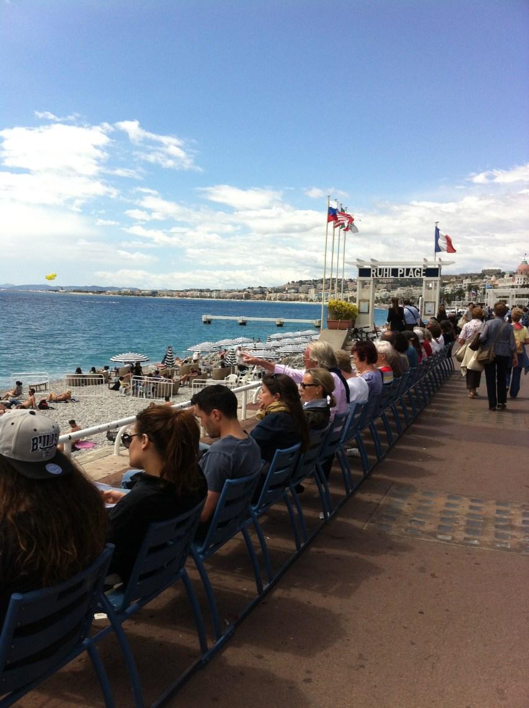 city side of Nice