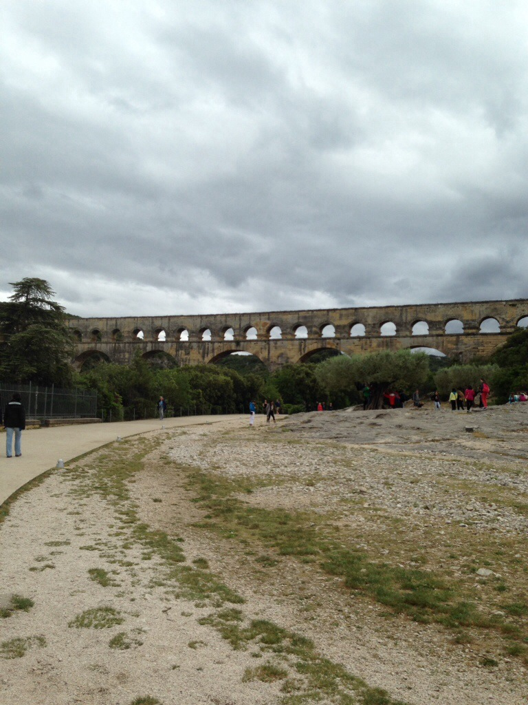The Romans in the south of France