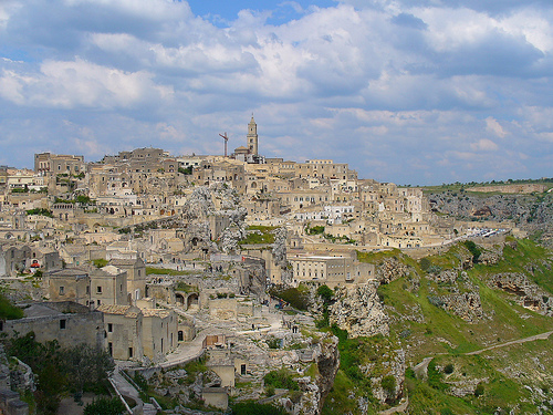 Basilicata region of Italy