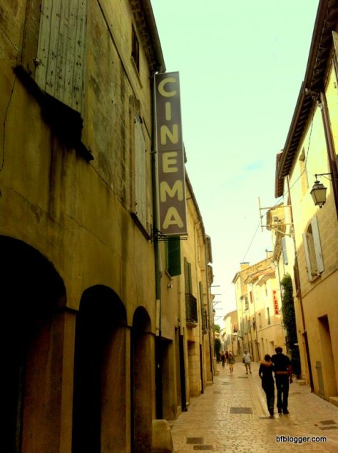 Movie Theatre in Uzes