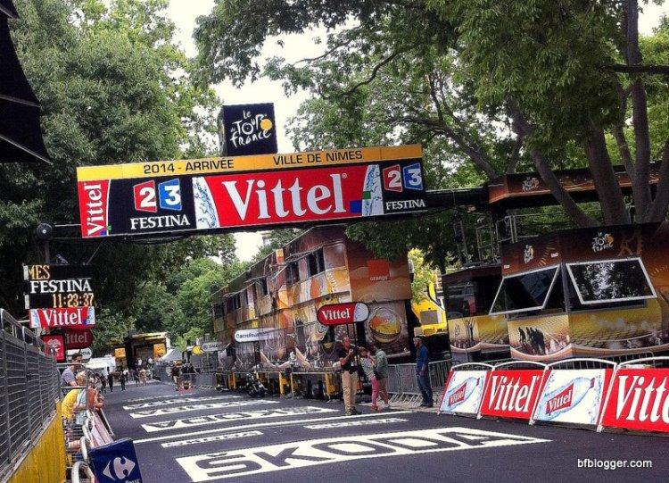 Tour de France Nimes