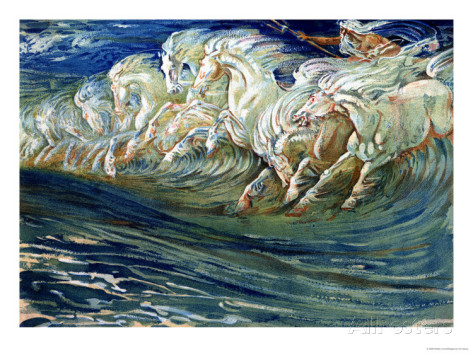 walter-crane-neptune-s-horses-illustration-for-the-greek-mythological-legend-published-in-london-1910