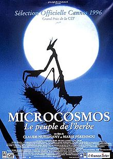 Microcosmos the movie