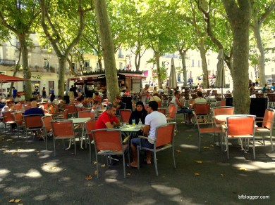 Sete, France on a weekend