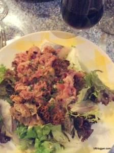 Bouchon de l'Opera salad