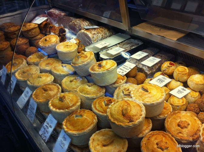 Meat Pies, London, England