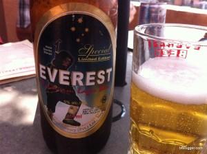 Everest Beer, Kathmandu, Nepal