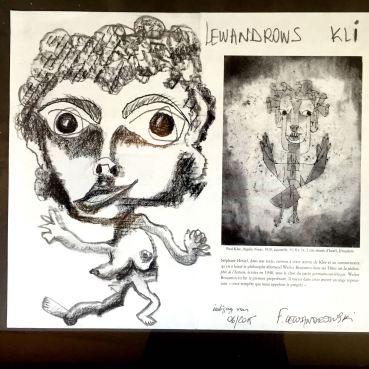 """""""Deviation"""" art exhibit in Uzes"""