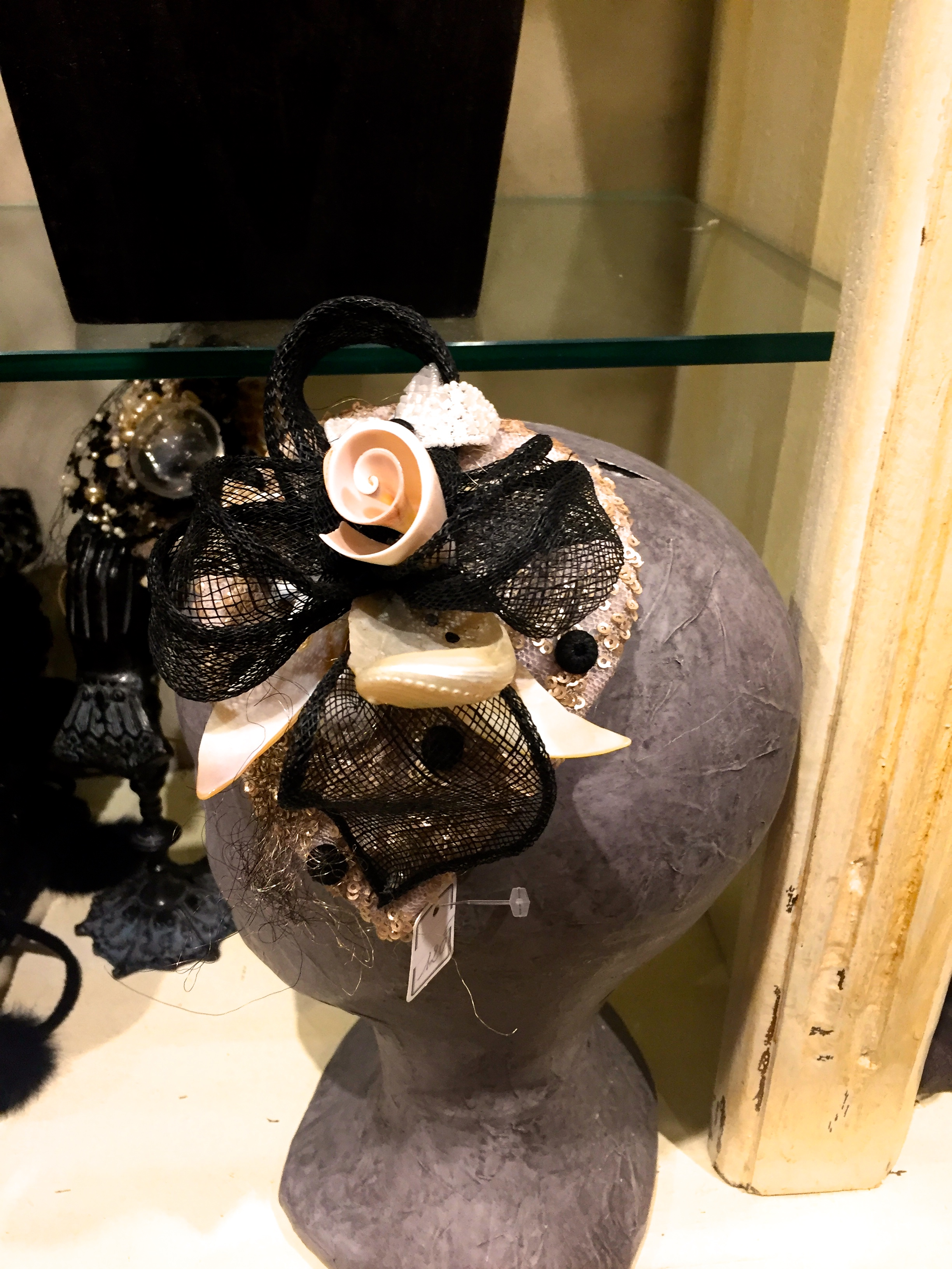 Chapeaux from Atelier de creations Petit Beguin