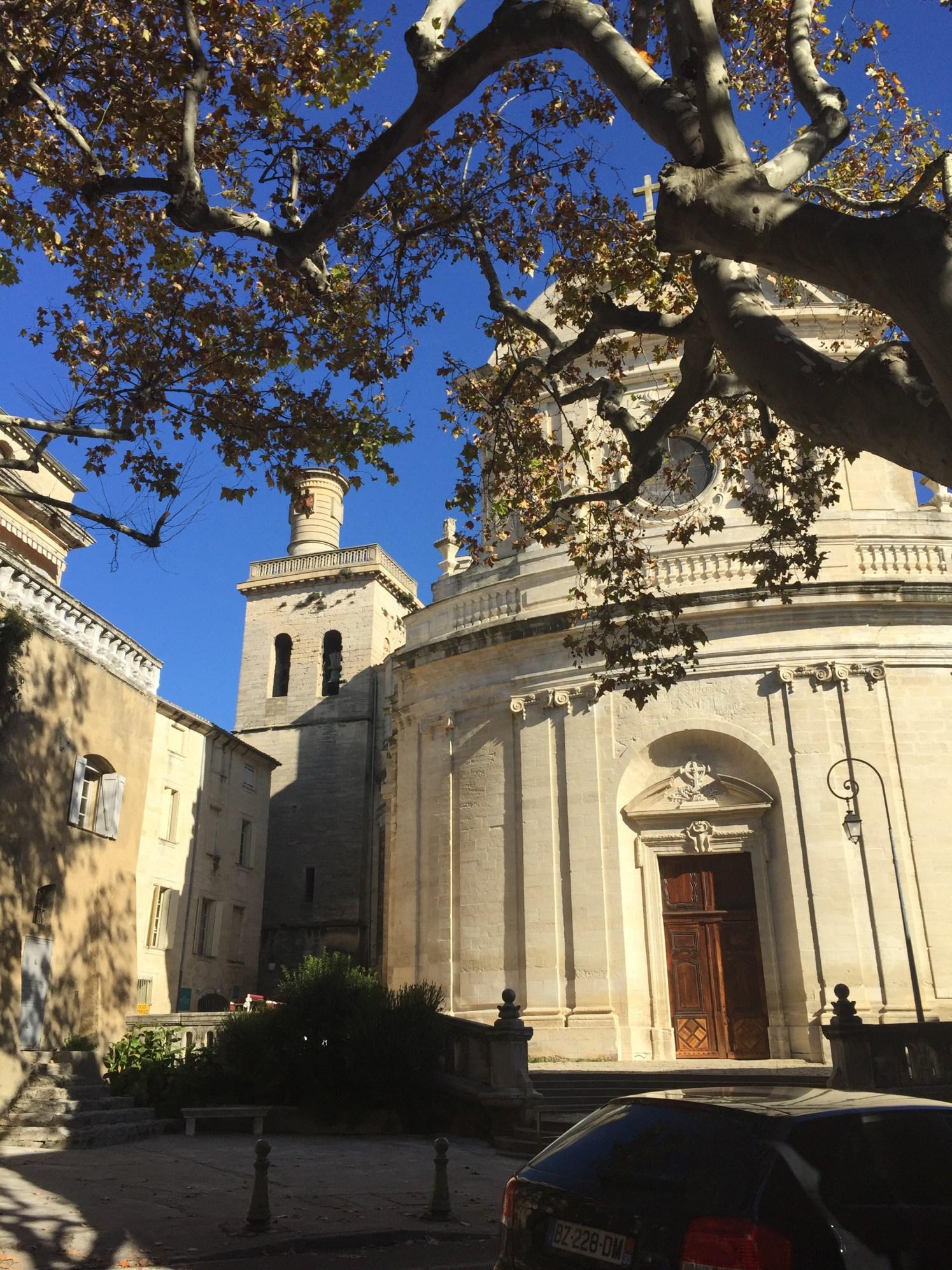 St. Etienne - Uzes