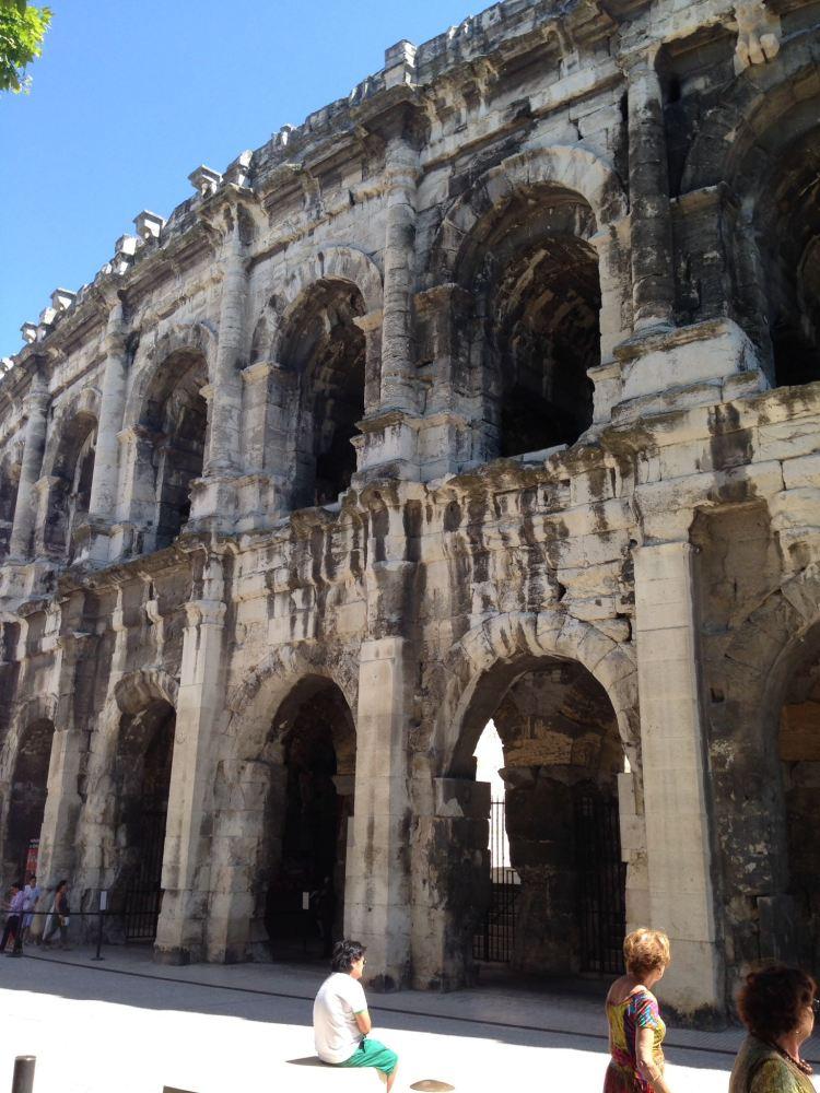 Roman Arena in Nimes