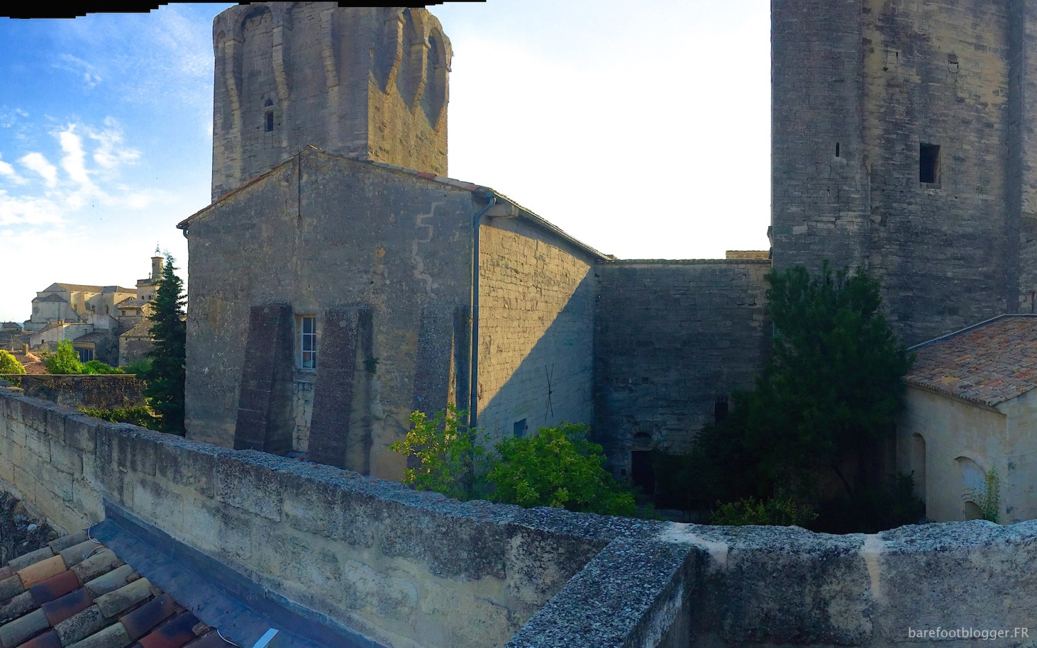 Rooftops of Uzes France