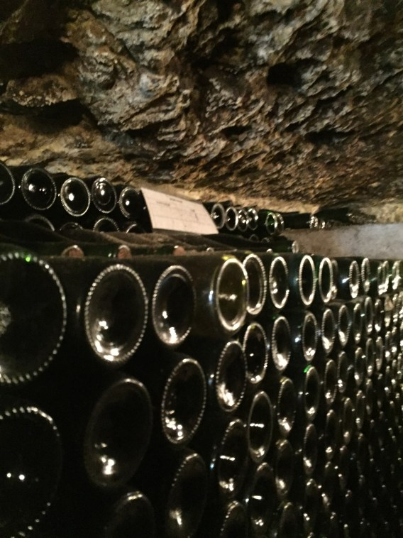 Loire Valley Wine Caves