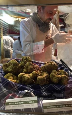 Alba's White Truffle Festival 2016