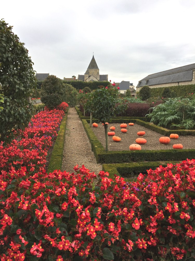 Gardens at Château Villandry