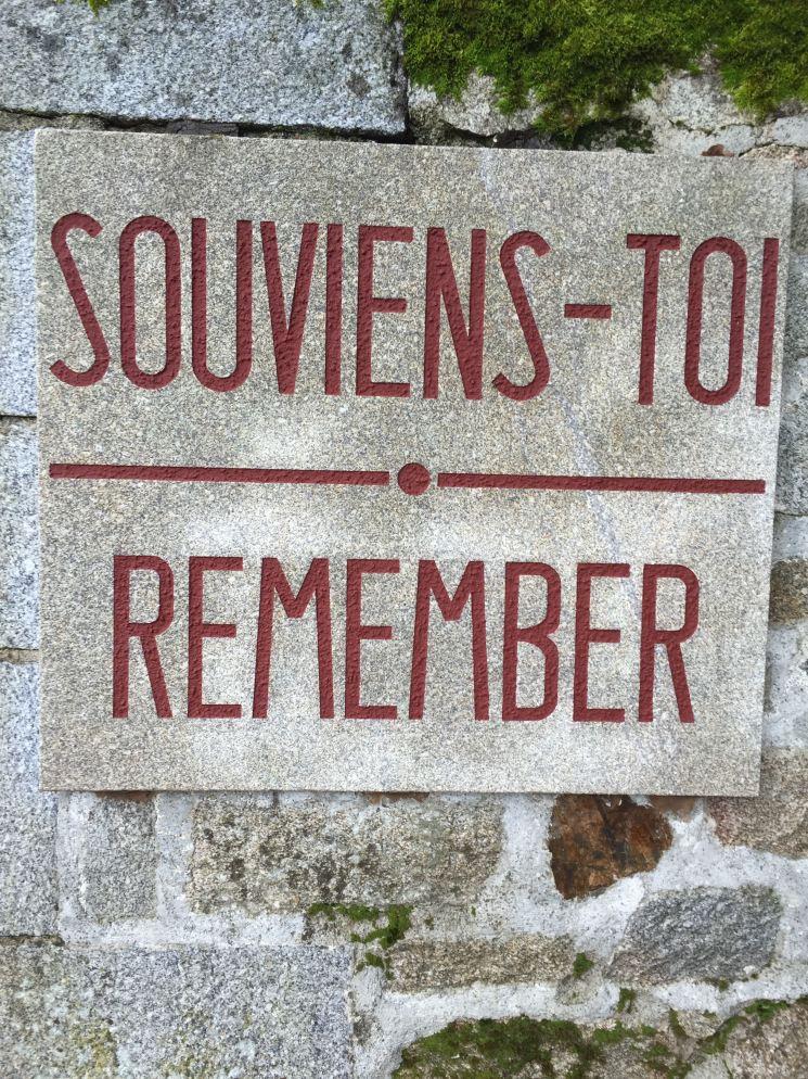 Remember Oradour-sur-Glane