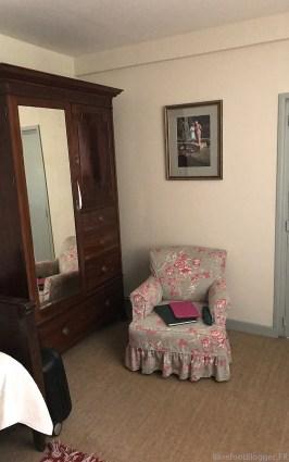 """""""My"""" bedroom in the """"servants' quarters"""