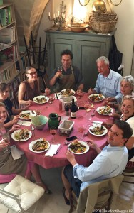 Le Pistou Cooking School Uzes, France