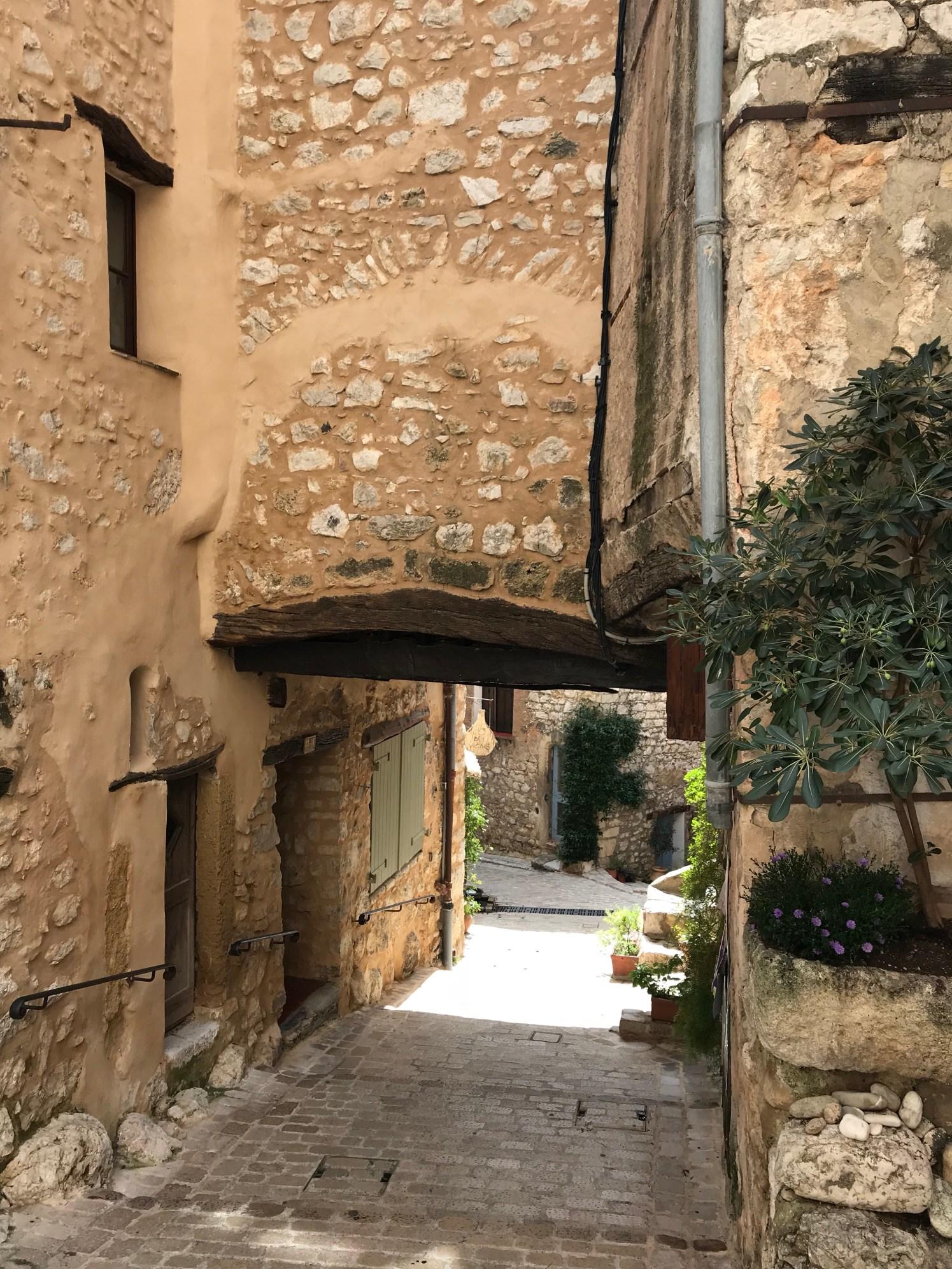 Hot spots on the Côte d'Azur