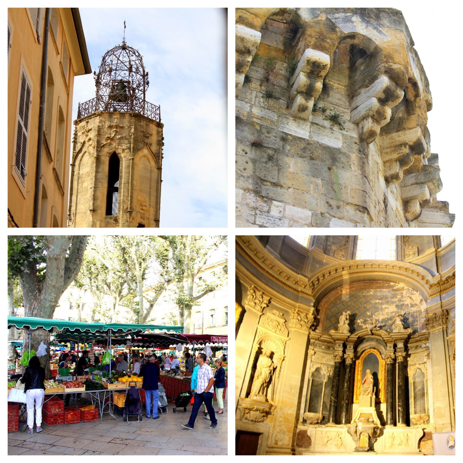 Aix in one day