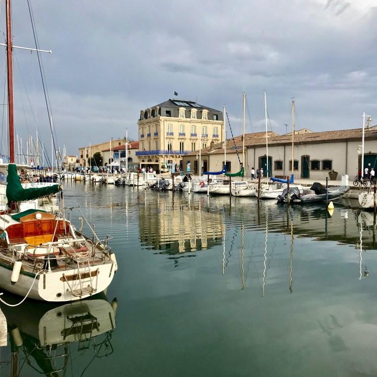 Athos Canal du Midi Cruise