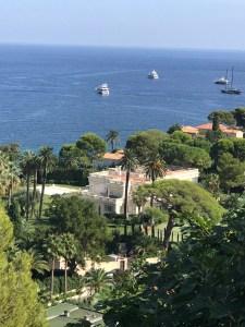 hills of the côte d'Azur