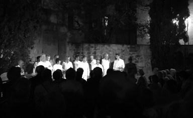Nuit Blanche in Uzès