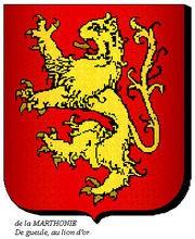 Crest of Mondot of Marthonie