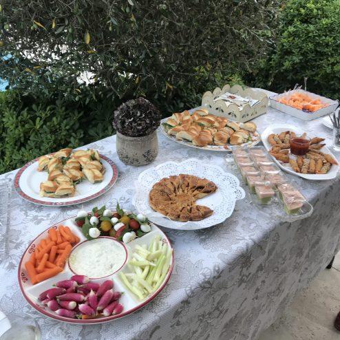Un apéro dînatoire