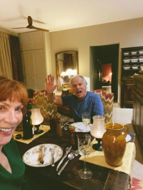 Paula M and Rich