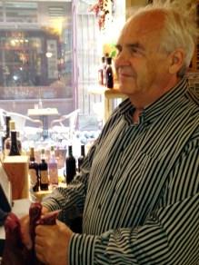 Wine merchant, Uzes