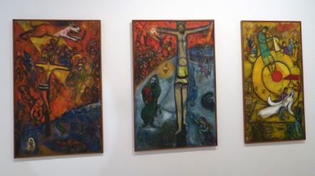 Triptych: Resistance, Resurrection and Liberation