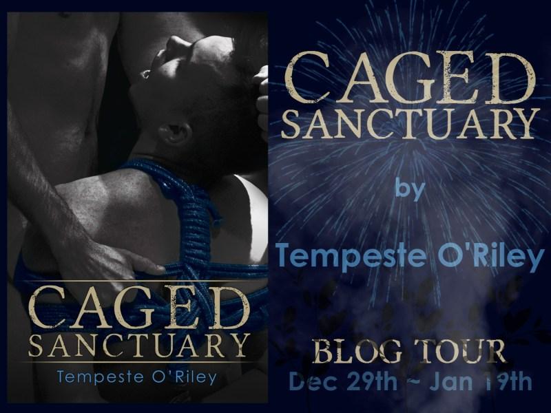 Caged Sanctuary Blog Tour Banner