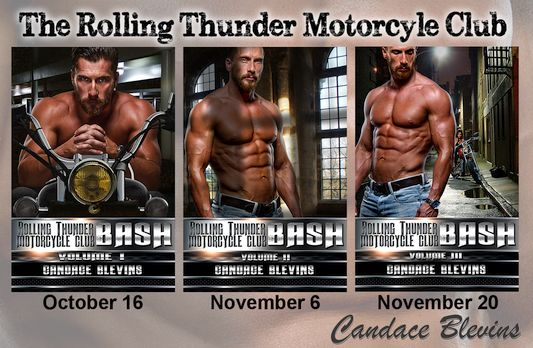 Bash Three Covers with dates - promo-sm