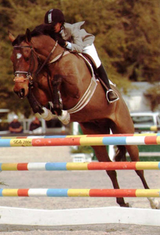 Shayla Wilson Equestrian Black Female Equestrians