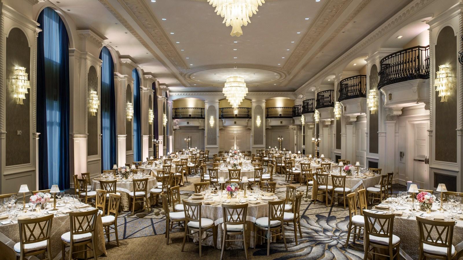 Detroit MI Wedding Venues The Westin Book Cadillac Detroit