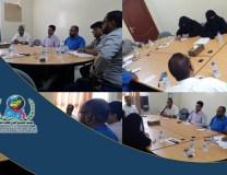 اللجنة العلمية بمؤسسة الصندوق الخيري للطلاب المتفوقين تعقد أولى اجتماعاتها الدورية لعام 2018م